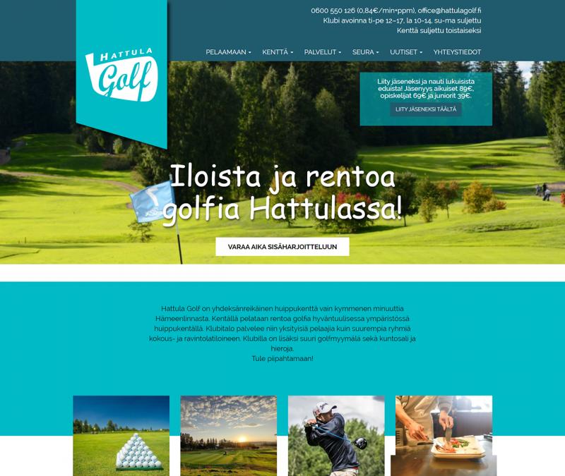 Hattula Golf ry