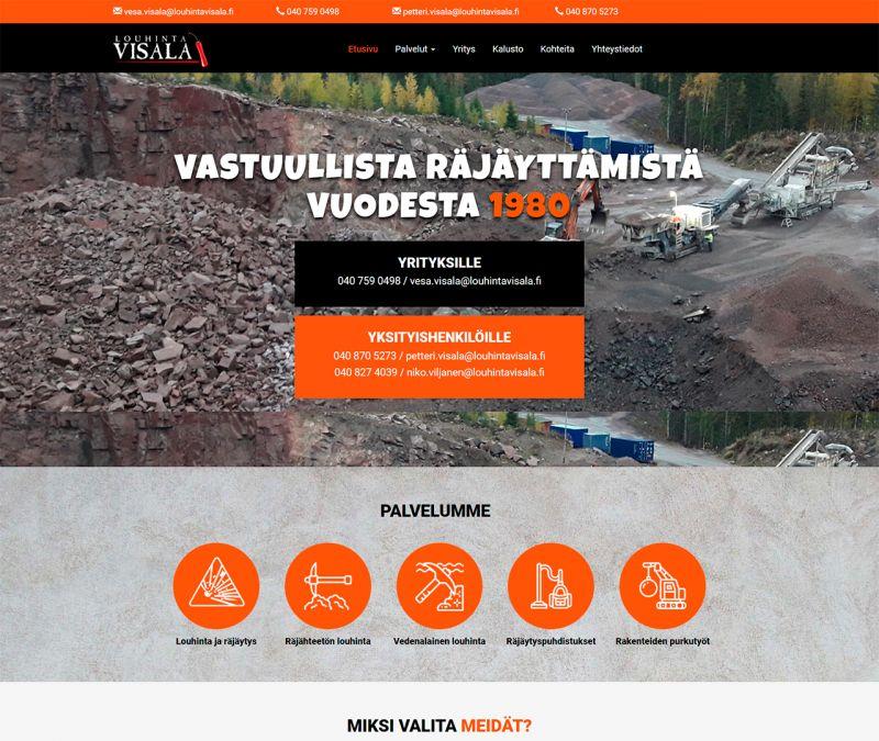 Louhinta Visala Oy