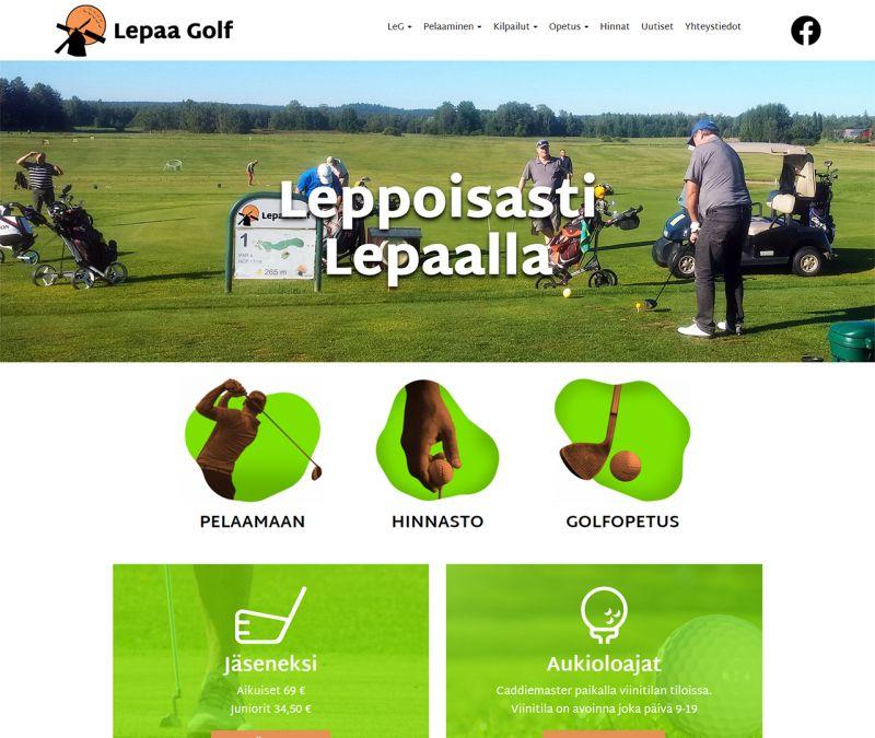 Lepaa Golf
